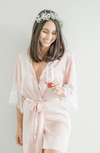 Luxe & Lace Robe