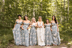 silver sage by catalfo bridesmaid dresses in toronto