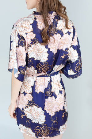 Brooklyn Floral Robe