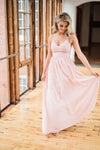 Simple bridesmaid dress from By Catalfo, bridesmaid style inspiration