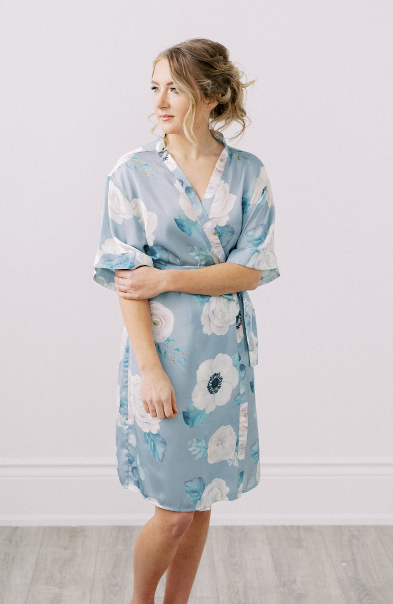by catalfo floral print pajamas and loungewear for bridal parties