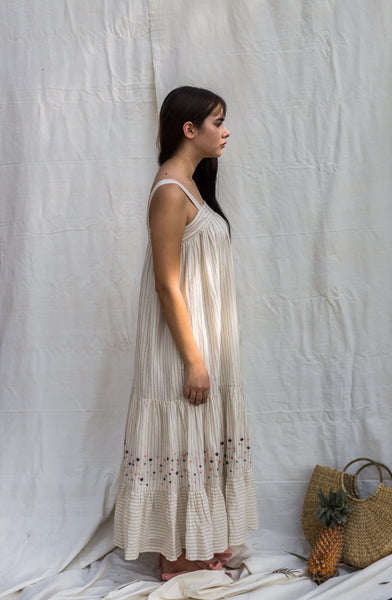 Rafaella embroidered dress