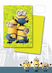 Nordico Infantil Minions Yelow - 300gr