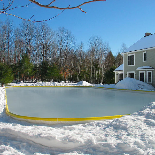 Backyard Ice Hockey Rink Liner