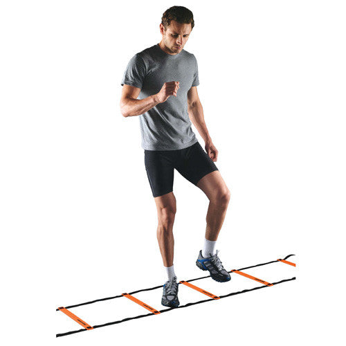 10 Rung Agility Ladder In Use