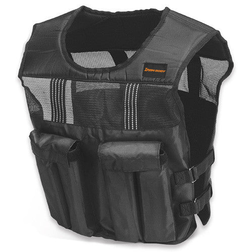 Soft Sand 20 LB Weighted Vest