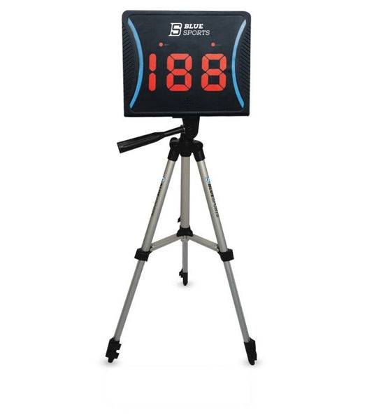 Hockey / Baseball Speed Radar Gun with Tripod