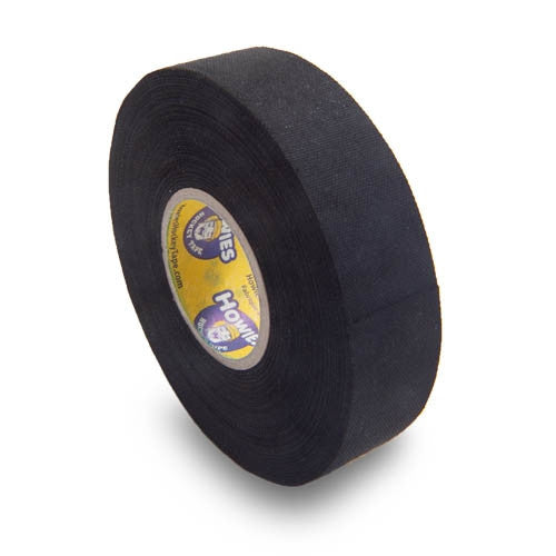 Howies Black Cloth Hockey Tape (12/cs)