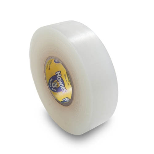 Howies Hockey Tape - 10 White Cloth & 20 Clear Shin Pad