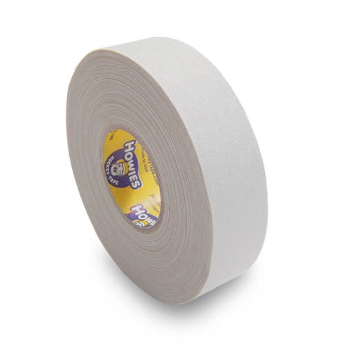 Howies Hockey Tape - 15 White Cloth & 15 Clear Shin Pad