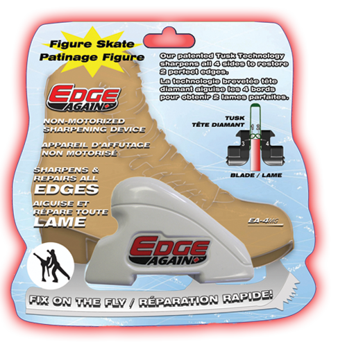 Edge Again EA-4MF Manual Figure Skate Sharpener