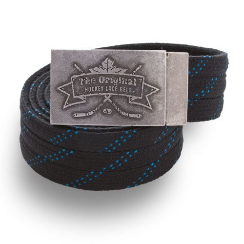 Howies Hockey Skate Lace Belt Black