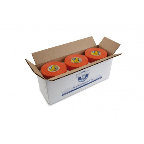 Howies Orange Cloth Hockey Tape (12/cs)
