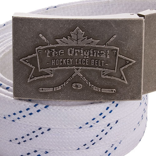 Howies Hockey Skate Lace Belt White 2