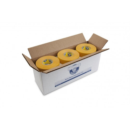 Howies Yellow Cloth Hockey Tape (12/cs)