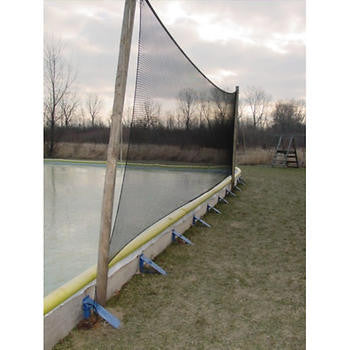 NiceRink Backyard Hockey Rink Perimeter Net