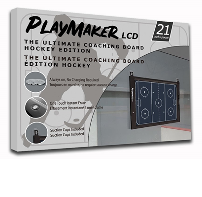 Playmaker LCD Hockey Coaches Board In Box