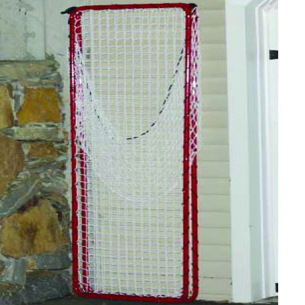 EZ Goal 10' x 6' Hockey Net Backstop Folded