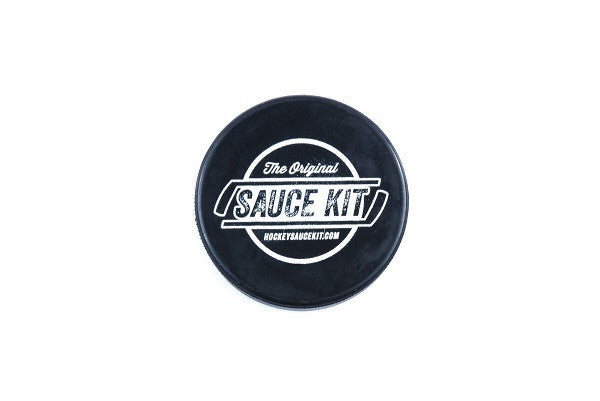 The Original Hockey Sauce Kit Puck White