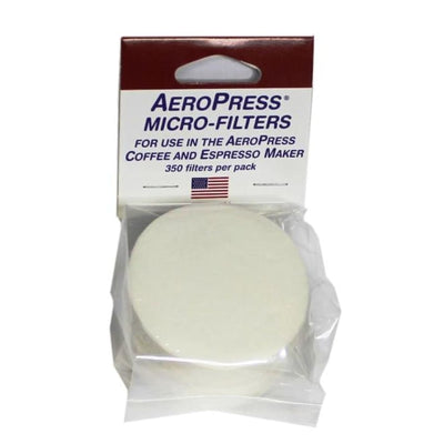 AeroPress Micro-Filters 350 Pieces