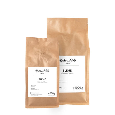 Blend - Colombia / Mexico - Coffee