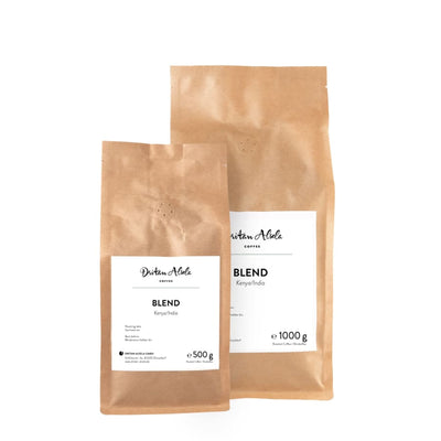 Blend - Kenya / India - Coffee