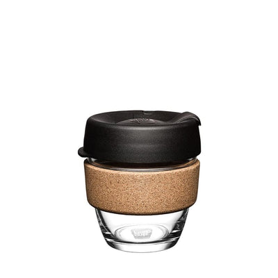 Cork Glass 08oz 227ml - Espresso