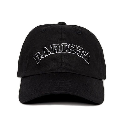 Dritan Alsela Barista Outline Dad Cap Black