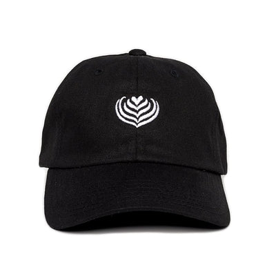 Dritan Alsela Latte Art Dad Cap Black
