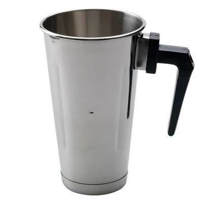 Inox Cup with handle 900ml