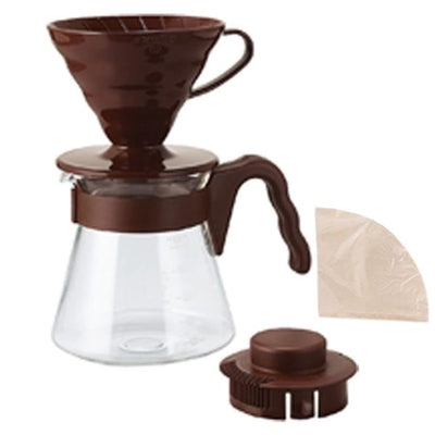 Pour Over Kit V60 Brown