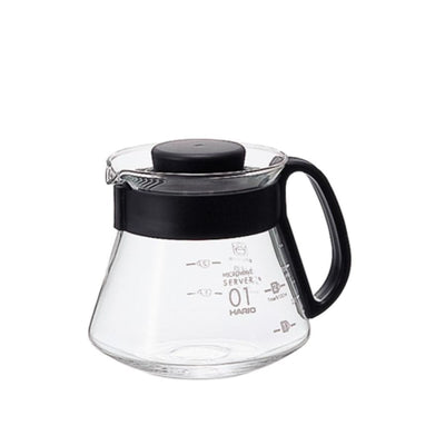 V60 Range Server 01 Microwave 360ml Clear