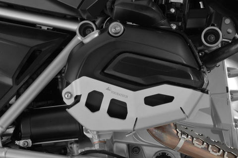 Cylinder Protector, Natural Aluminium for BMW R1200GS (2013+)/R1200RT (2014+)/R1200R(2015+)/R1200RS - Touratech