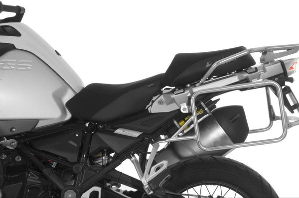 Breathable Comfort Pillion Seat for BMW Motorcycles - Touratech