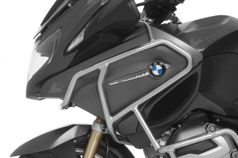 Stainless Steel Crash Bar Extension for BMW R1200RT (LC) - Touratech