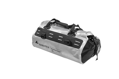 Dry Bag Rack-Pack, 31 litres, Silver/Black - Touratech