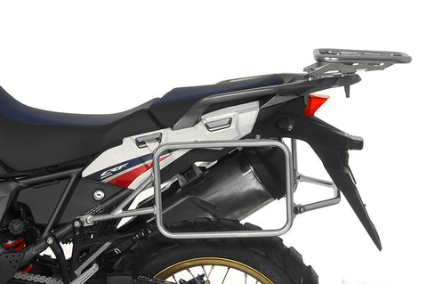 Stainless Steel Pannier Rack for Honda CRF1000L Africa Twin (2015-17) - Touratech