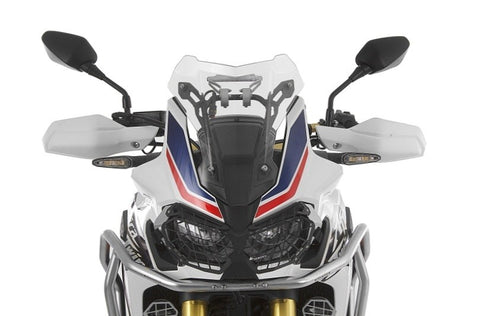 Windscreen - S, Transparent, for Honda CRF1000L Africa Twin - Touratech