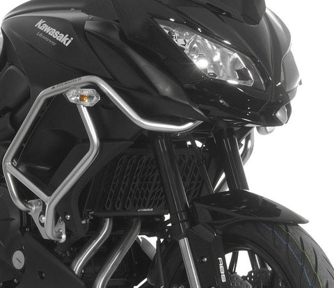 Radiator guard for Kawasaki Versys 650 (2015+) - Touratech