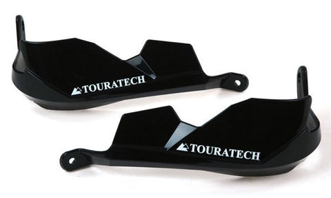 Touratech Hand Protectors GD, Black, for Triumph Tiger 800/XC/XCx and Tiger Explorer - Touratech