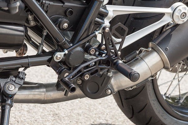 BMW R9T LSL Rear Set - Bike 'N' Biker