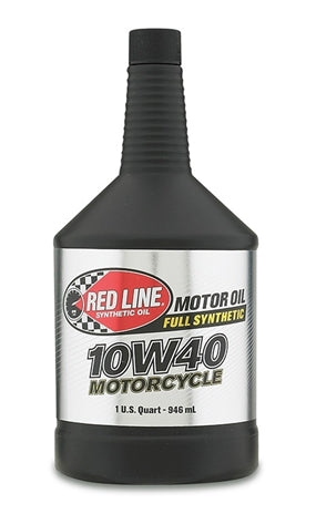 Red Line 10W40 Synthetic Motorcycle Oil