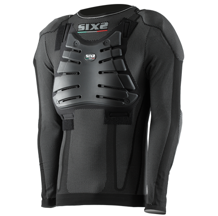 SIXS KPRO TS2 Long Sleeve Jersey with Chest Protector