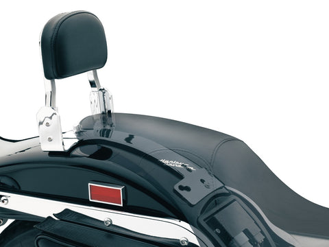 Plug & Play Sissy Bar & Backrest Pad - Kuryakyn