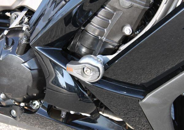 Kawasaki Ninja 1000 Protection - Frame Sliders