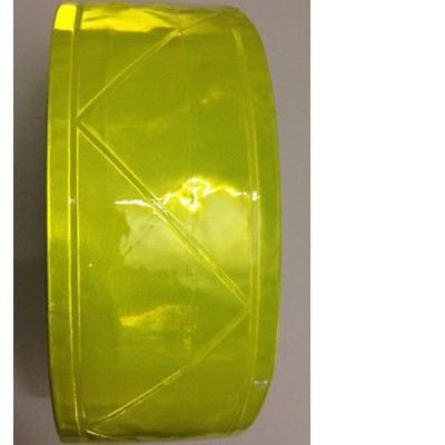 Reflective Tape  PVC Sew Reflection Material by Mtr - Bike 'N' Biker