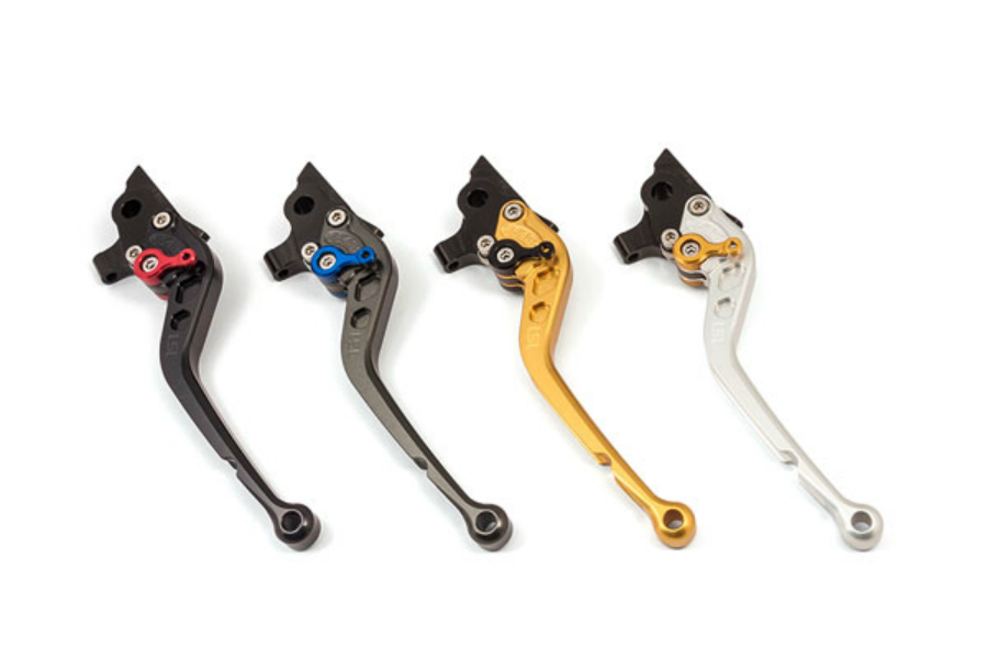 Suzuki Hayabusa Levers - Long & Short Version (1pc) - Bike 'N' Biker
