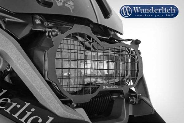 BMW R1200 GS Protection - Headlight Guard Foldable (Metal)