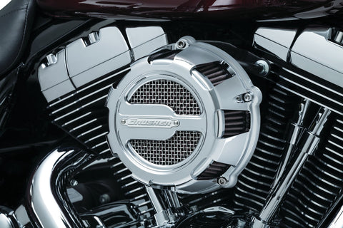 Crusher® Maverick Air Cleaner - Kuryaykn