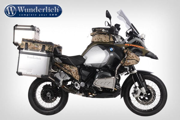 BMW R1200GS Pouches - Guard Frame Bags Set (Camouflage)